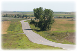 Bismarck District - County Roads Program Project - Morton Co Rd 85