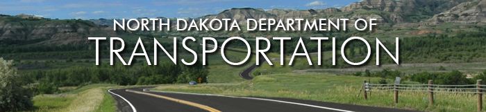 Header for Department of Transportation News Release