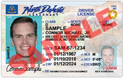 REAL ID - Drivers License