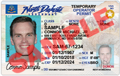 REAL ID - Temporary Operator Permit