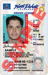NDDOT - Current Drivers License and Non Driver ID