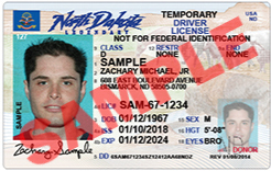 Non-Federal ID - Temporary