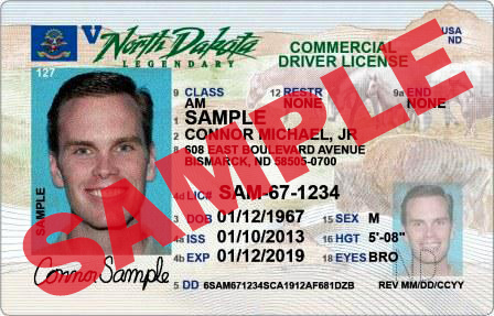 Commercial Driver License 2014