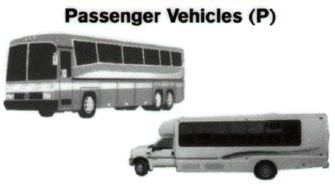 Passenger Vehicles (P)