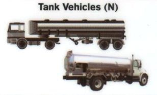 Tank Vehicles (N)