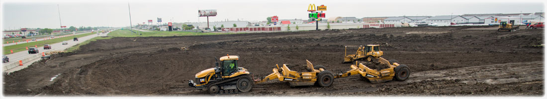 Fargo District Construction Projects