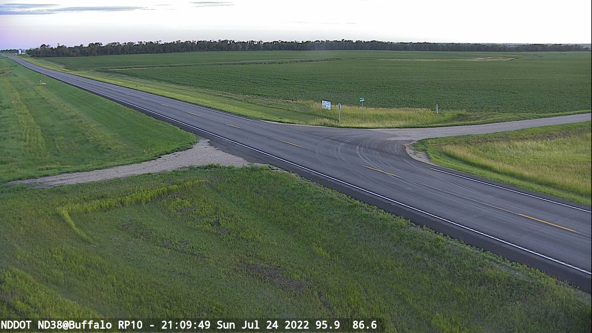 Buffalo - South (ND 38 MP 10) - NDDOT