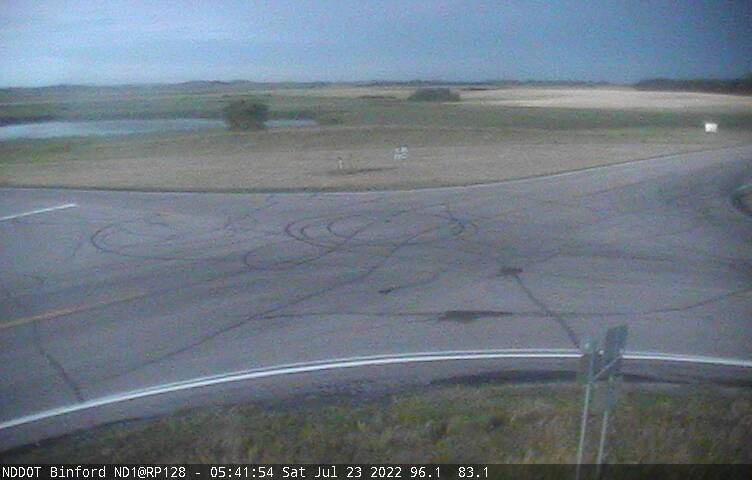 Hazardous Travel Conditions Continue Across Western and Central ND
