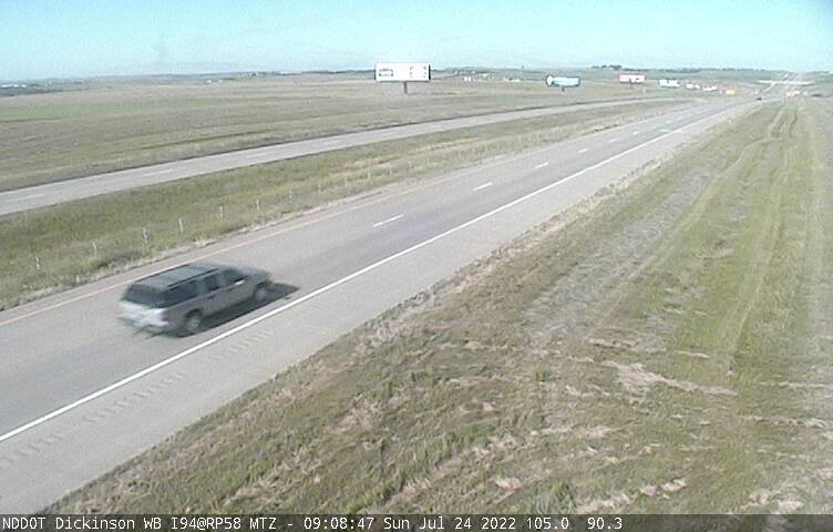 Devils Lake Nd >> Hazardous Travel Conditions Continue Across Western and ...