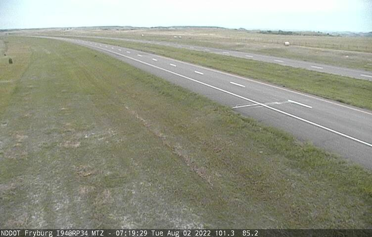 Fryburg - West (I 94 MP 34.68) - NDDOT
