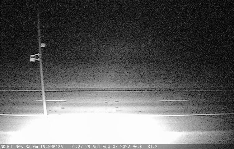 New Salem - South (I 94 MP 126.9) - NDDOT