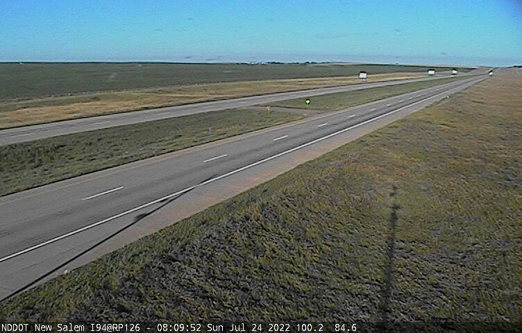 New Salem - West (I 94 MP 126.9) - NDDOT