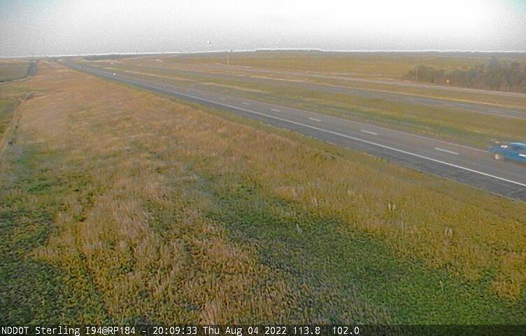 Sterling - East (I 94 MP 184.5) - NDDOT