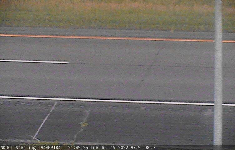 Sterling - Pavement (I 94 MP 184.5) - NDDOT